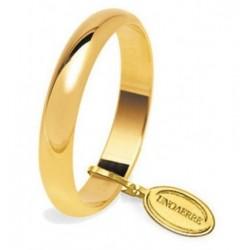 Обручальное кольцо UNOAERRE классическая 5 ГР