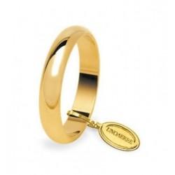 Обручальное кольцо UNOAERRE классический 7