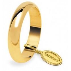Обручальное кольцо UNOAERRE классический 10 ГР