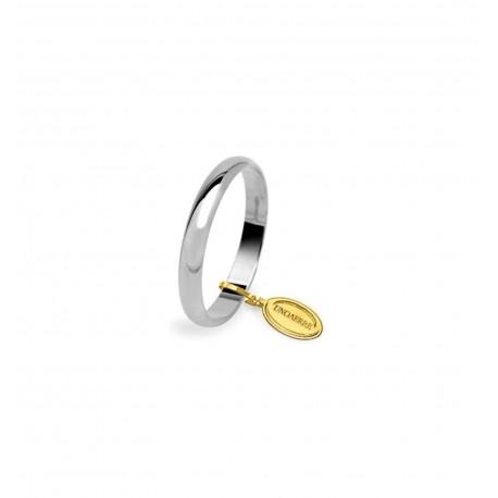 Les anneaux de mariage Unoaerre 3 gr
