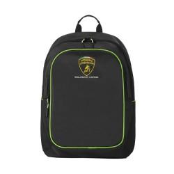 zaino lamborghini backpack black LB14RS