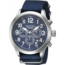orologio uomo Nautica NAI14515G