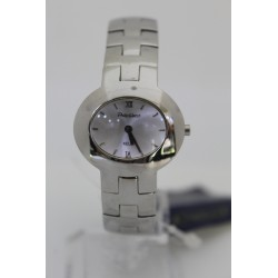 Watch Philip Watch model kelis in steel dial oval quartz movement