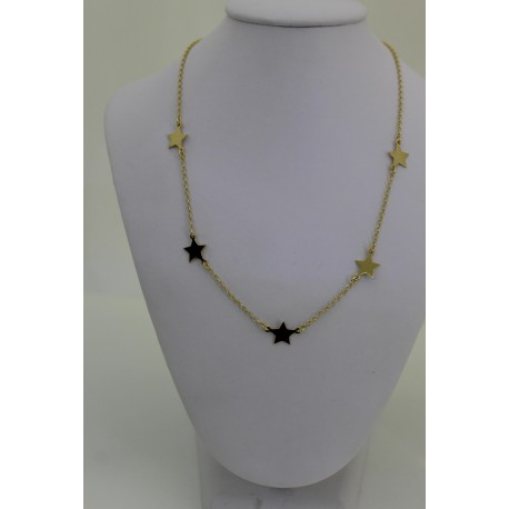 Collana Star gold