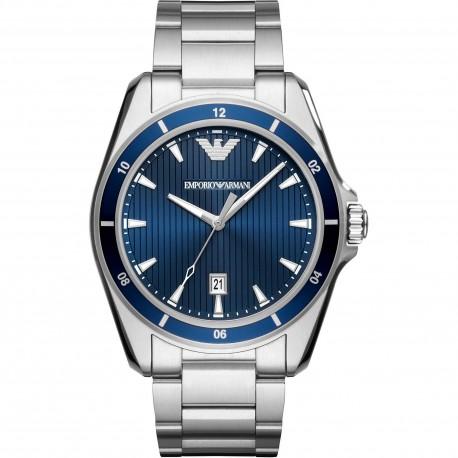 watch, emporio-armani male 11100