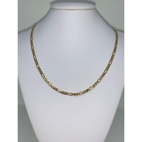 necklace yellow gold 18 kt 00129