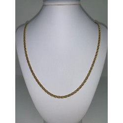 collier yellow gold man 00130