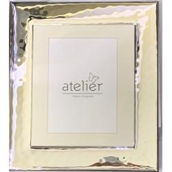 Рамка из серебра 925 зернистой