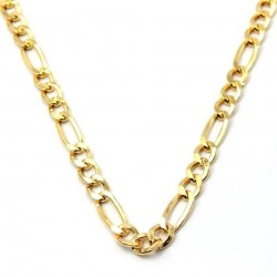 Collier maille 3+1