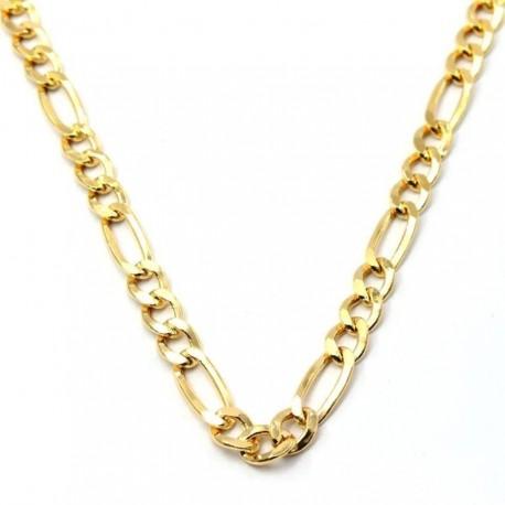 Necklace knit 3+1