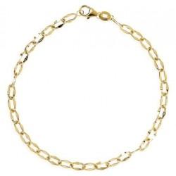 Bracelet chaîne vide
