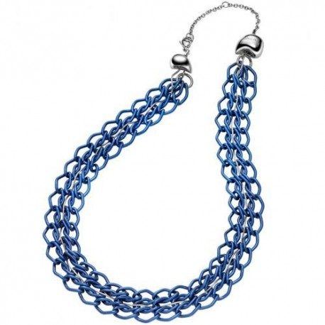 halskette breil blau
