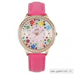 Damenuhr Didofa pink Df3017D