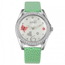 Woman watch Didofa butterfly df3019a