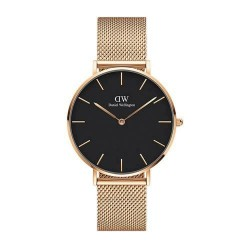 Daniel Wellington dw00100303 36mm melrose goldrose watch