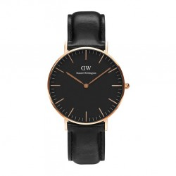 daniel wellington classic black sheffield DW00100139