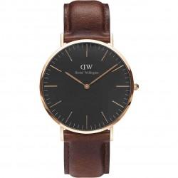 orologio solo tempo uomo 40 mm Daniel Wellington Classic DW00100124