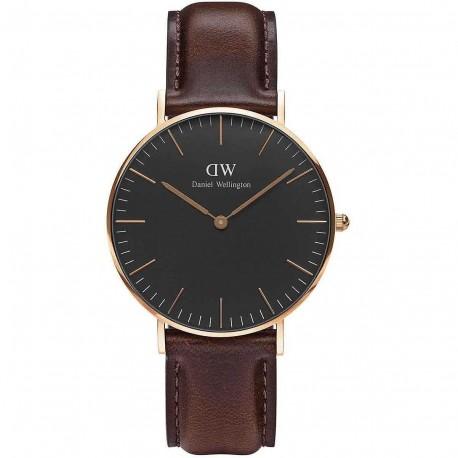 Uhr nur Zeit Frau Daniel Wellington Classic DW00100137