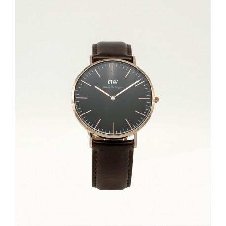 Uhr nur Zeit Frau Daniel Wellington Classic DW00100142