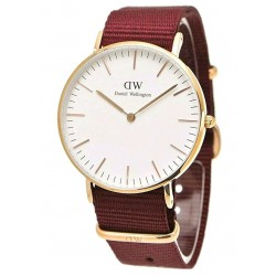 watch only time man Daniel Wellington Roselyn DW00100267