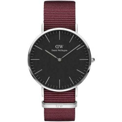 OROLOGIO DANIEL WELLINGTON - Classic Roselyn S Black 40 mm DW00100270