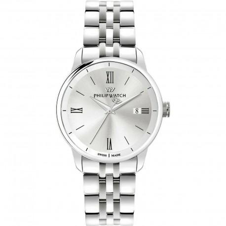 Philip Watch Mann Uhr R8253150002