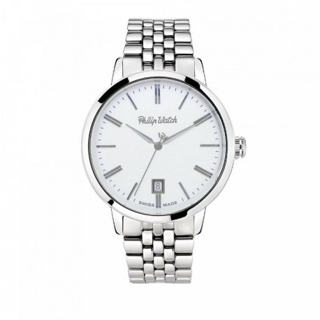 Philip Watch Mann Uhr R8253598004