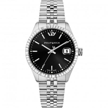 Philip Watch Mann Uhr R8253597060