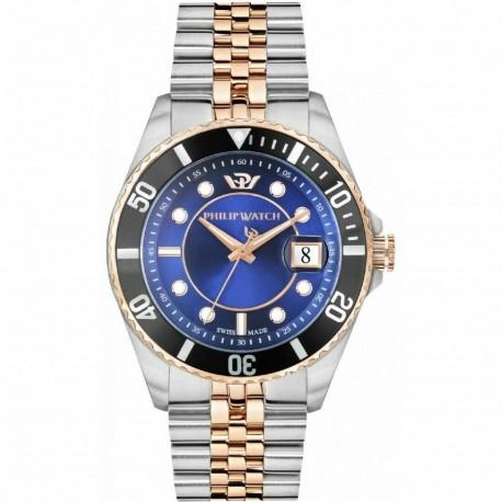 Philip Watch Mann Uhr R8253597026