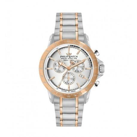 Philip Watch Mann Uhr R8273614002