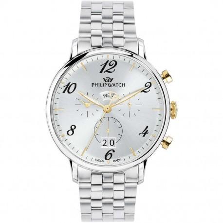 Philip Watch Mann Uhr R8273695002